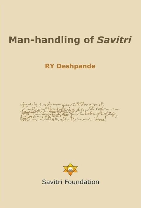 Man-handling of Savitri-Cover